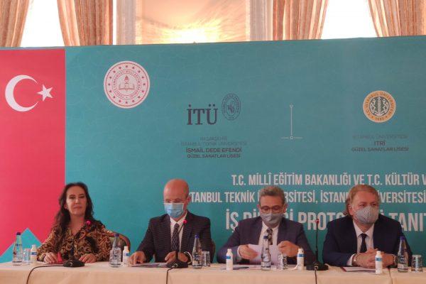 İstanbul'da üç yeni güzel sanatlar lisesi, Türk müziği ve halk müziği alanında öğrenci yetiştirecek